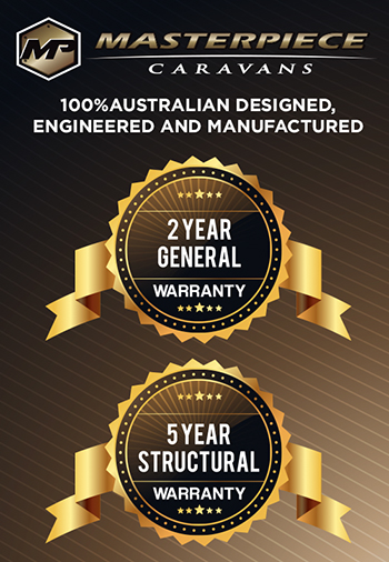 Australian Made, Designed & Manufactured - 5 Year Warranty