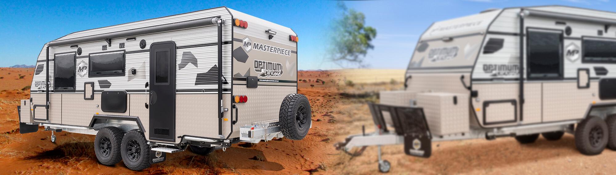 Optimum - Full Off Road Caravan