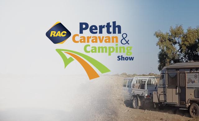 THE RAC PERTH CARAVAN & CAMPING SHOW
