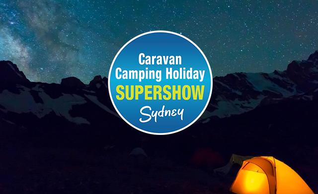 SYDNEY CARAVAN, CAMPING & HOLIDAY SUPERSHOW